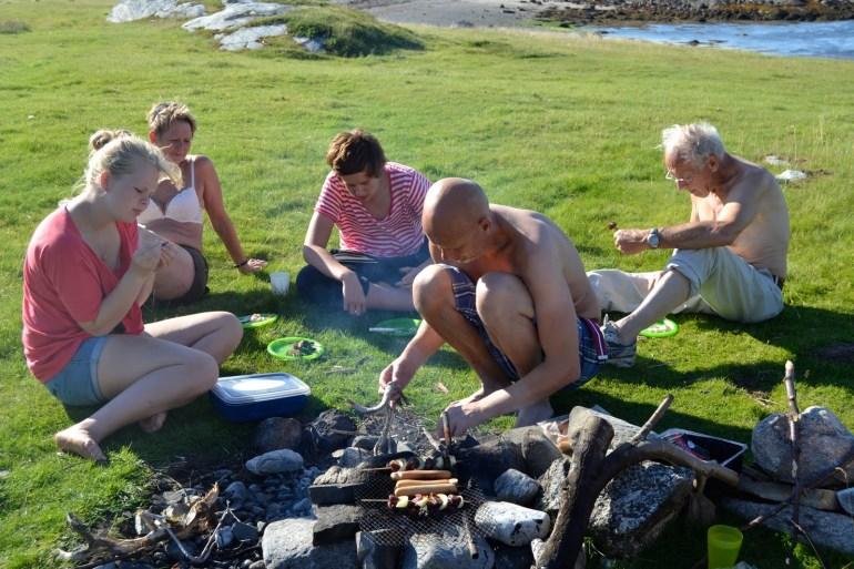 A week in Rørvik