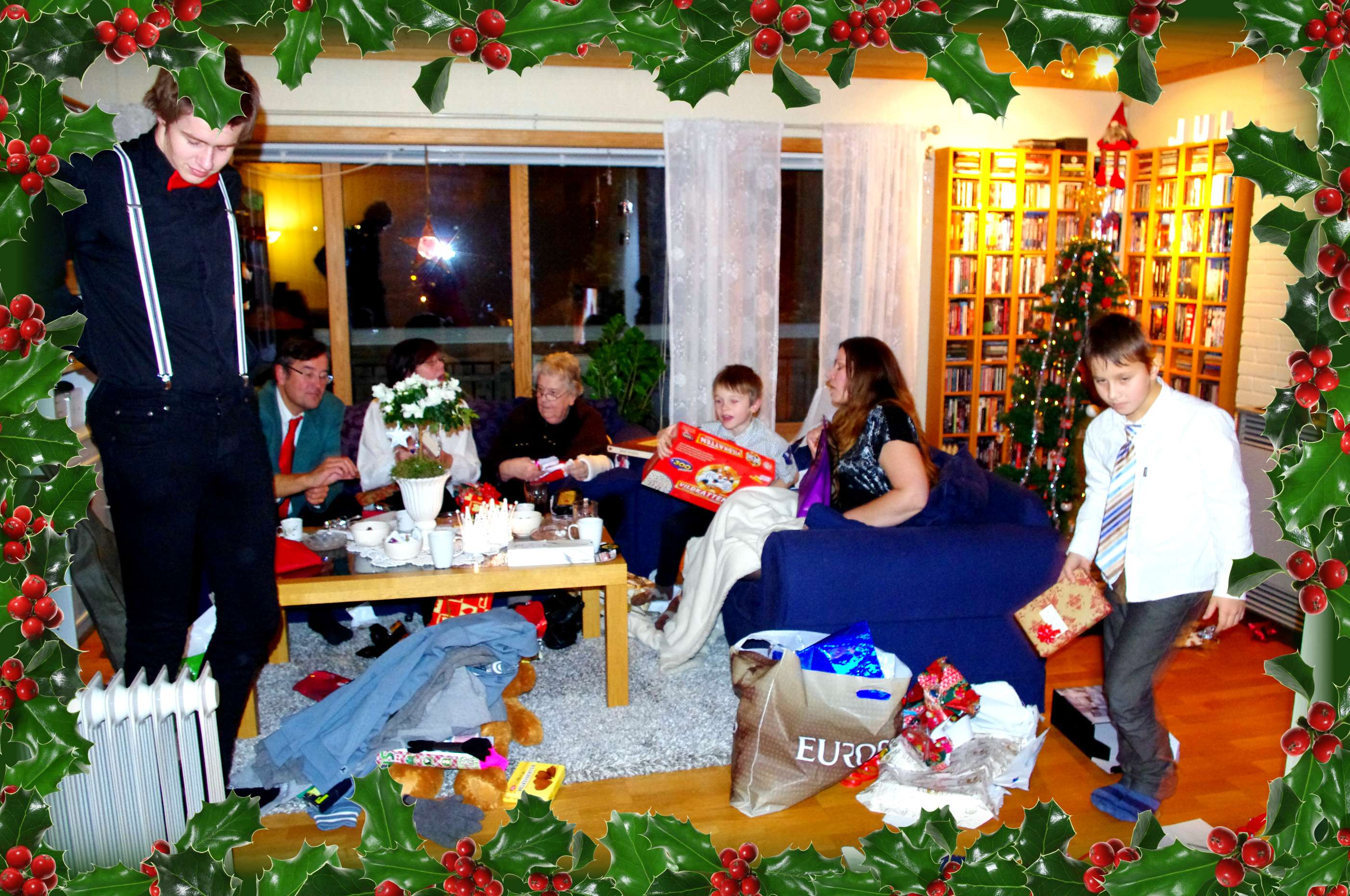 Christmas 2012+Norwegian Christmas+Norway+Christmas eve+ juleaften+ ...