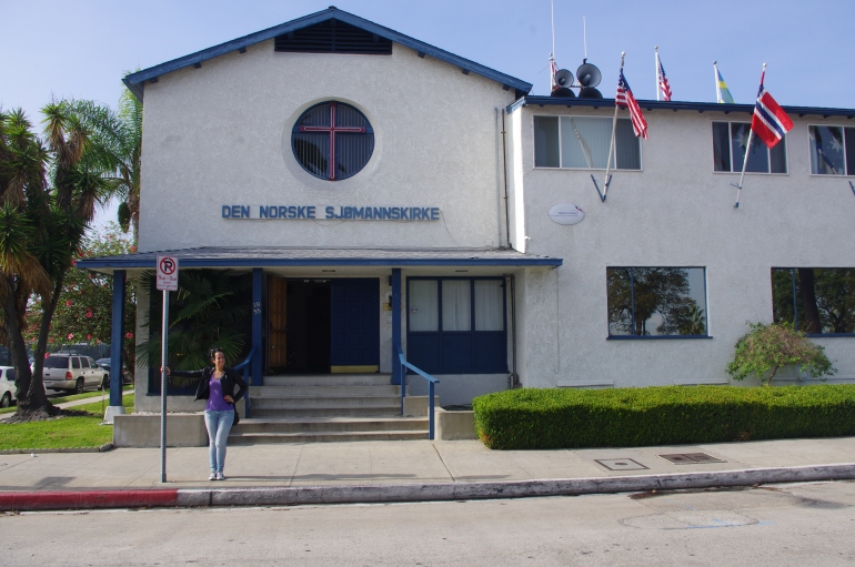 Norwegian Church Los Angeles - Sjømannskirken - California - San Pedro