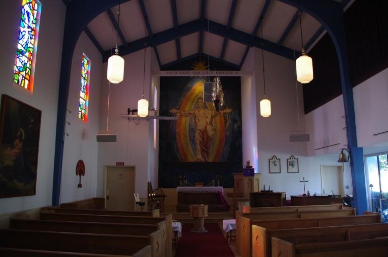 Norwegian Church Los Angeles - Sjømannskirken - California - San Pedro- Kirken