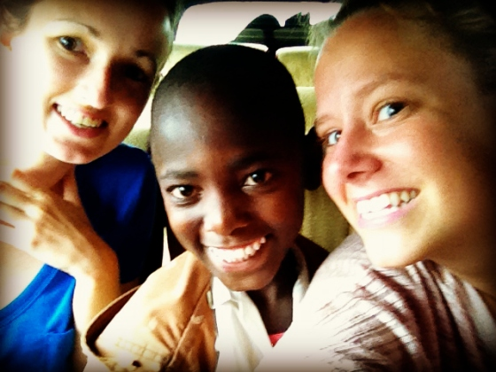 i-to-i, Volunteering, Africa, Kenya, Community work with children, Mombasa, New Hope