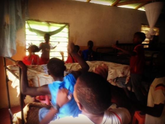 New Hope Academy Moshmoroni Africa Kenya i-to-i volunteering