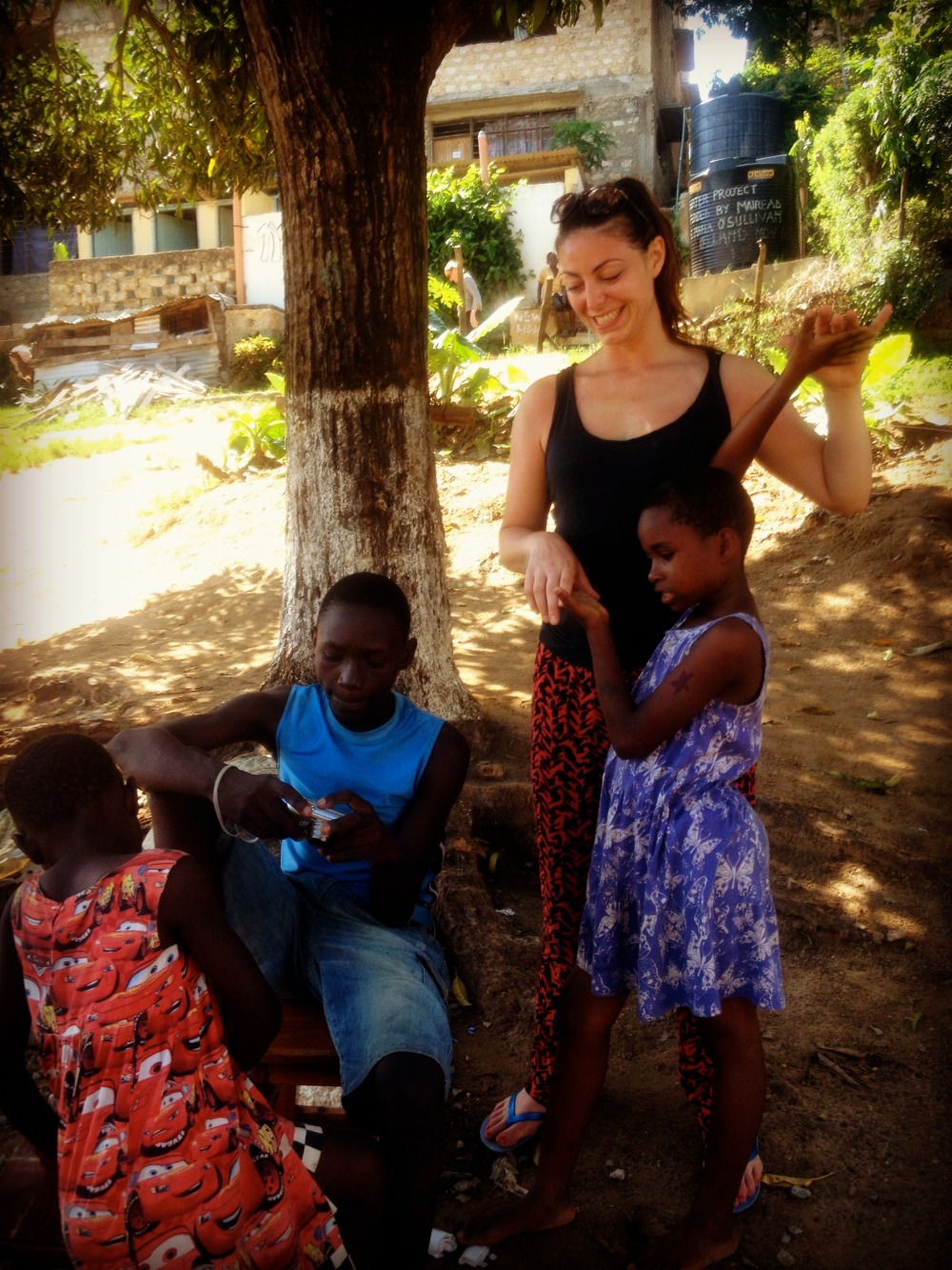New Hope Childrens home Kenya Africa Volunteers i-to-i