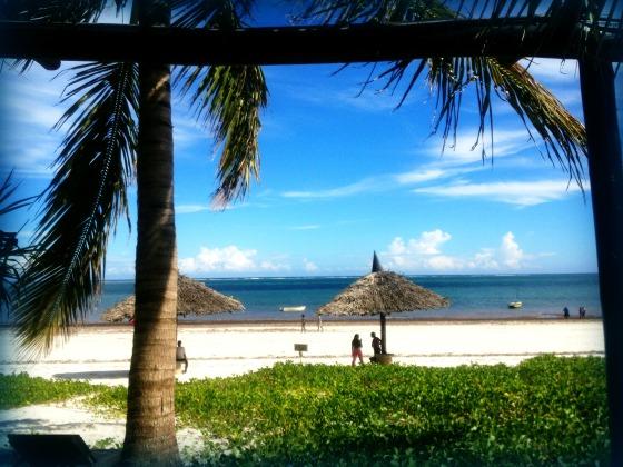 Nyali Beach Mombasa Kenya Africa