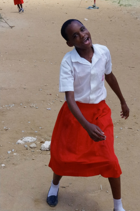 New Hope academy Mshmoroni Volunteer children i-to-i