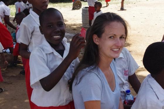 i-to-i volunteering gapyear New Hope academy Mshmoroni Mombasa