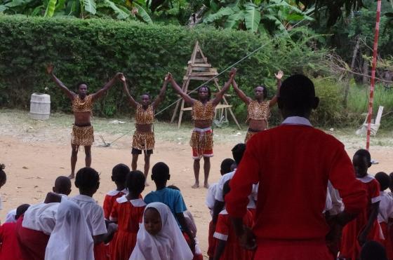 acrobats New Hope academy Mshmoroni