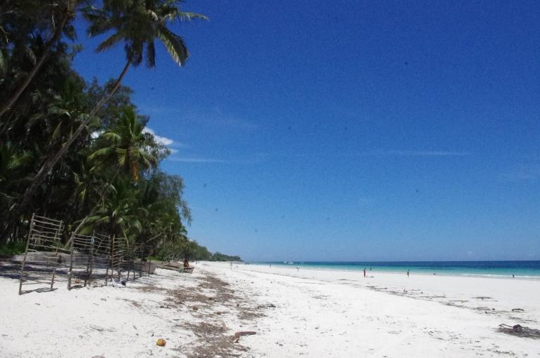 Diani Beach African Beaches