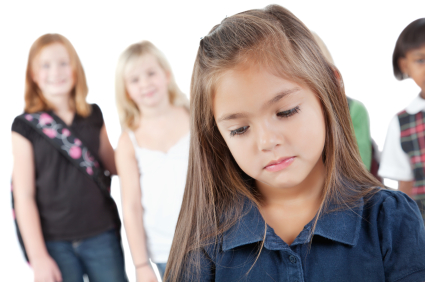 bully-bystander children