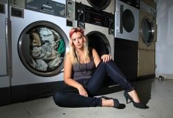 Laundrette Photo shoot