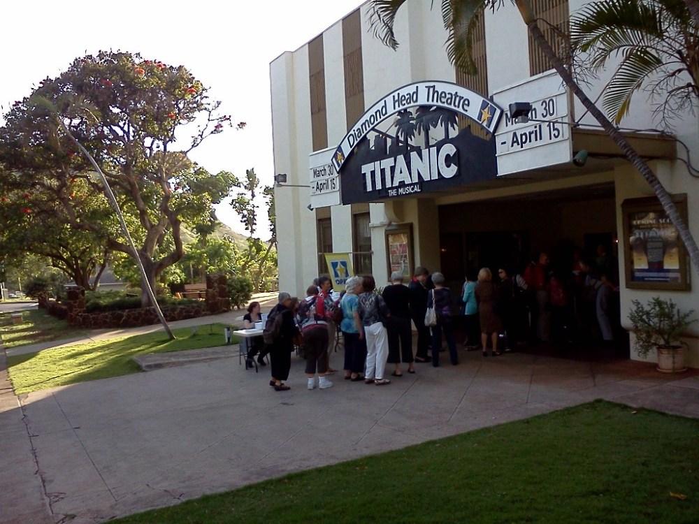 Diamond Head Theatre - Honolulu - Hawaii theatre community - auditions DiamondHeadTheater02