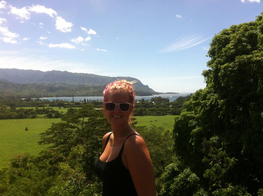 Kauai - North Shore - lookout