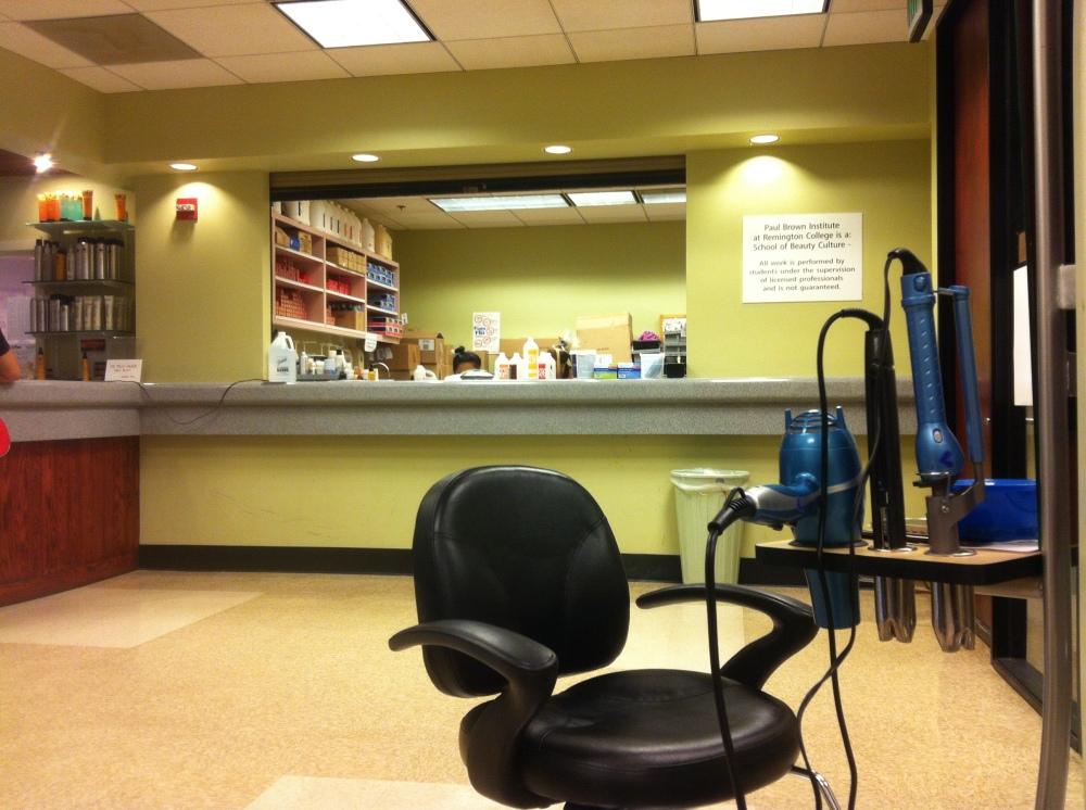 Remington College Paul Brown Institute Hoolulu Salon