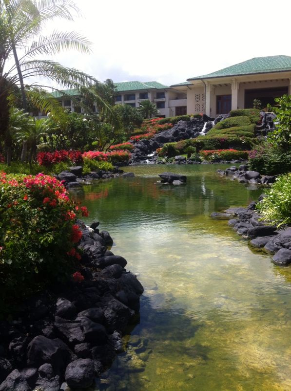 Hyatt Resort - Point at Poipu - Diamond Resort - Hawaii - Kauaii