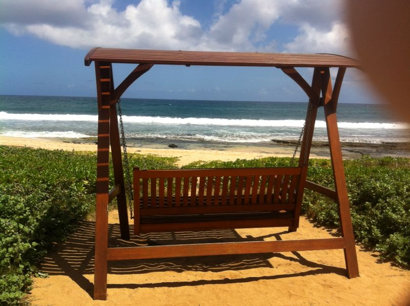Point at Poipu - Diamond Resort - Hawaii - Kauaii - Beach - Bench