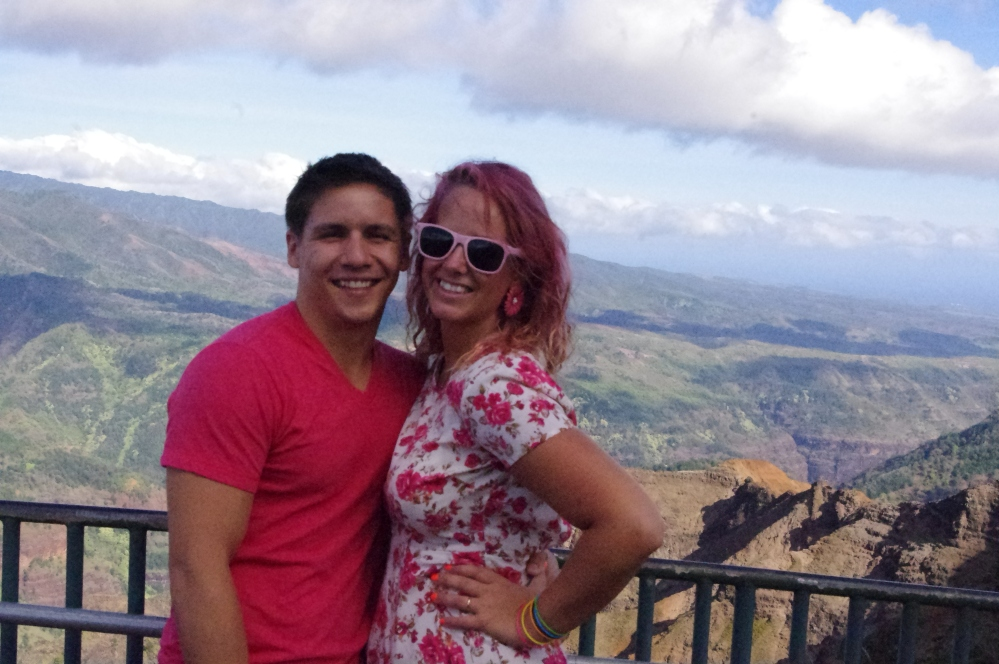 Waimea Canyon - Kauai - Roadtrip - Travel Hawaii -Honeymoon