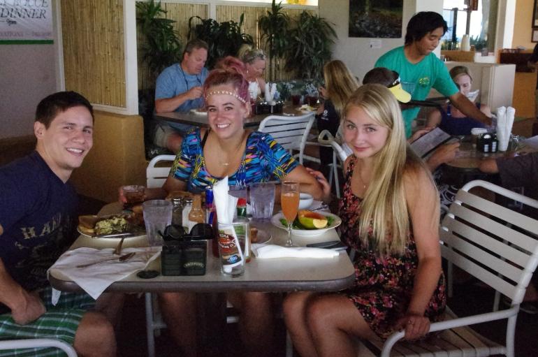 Joe's on the Green - Kauai - Hawaii - dining - Restaurant - Breakfast