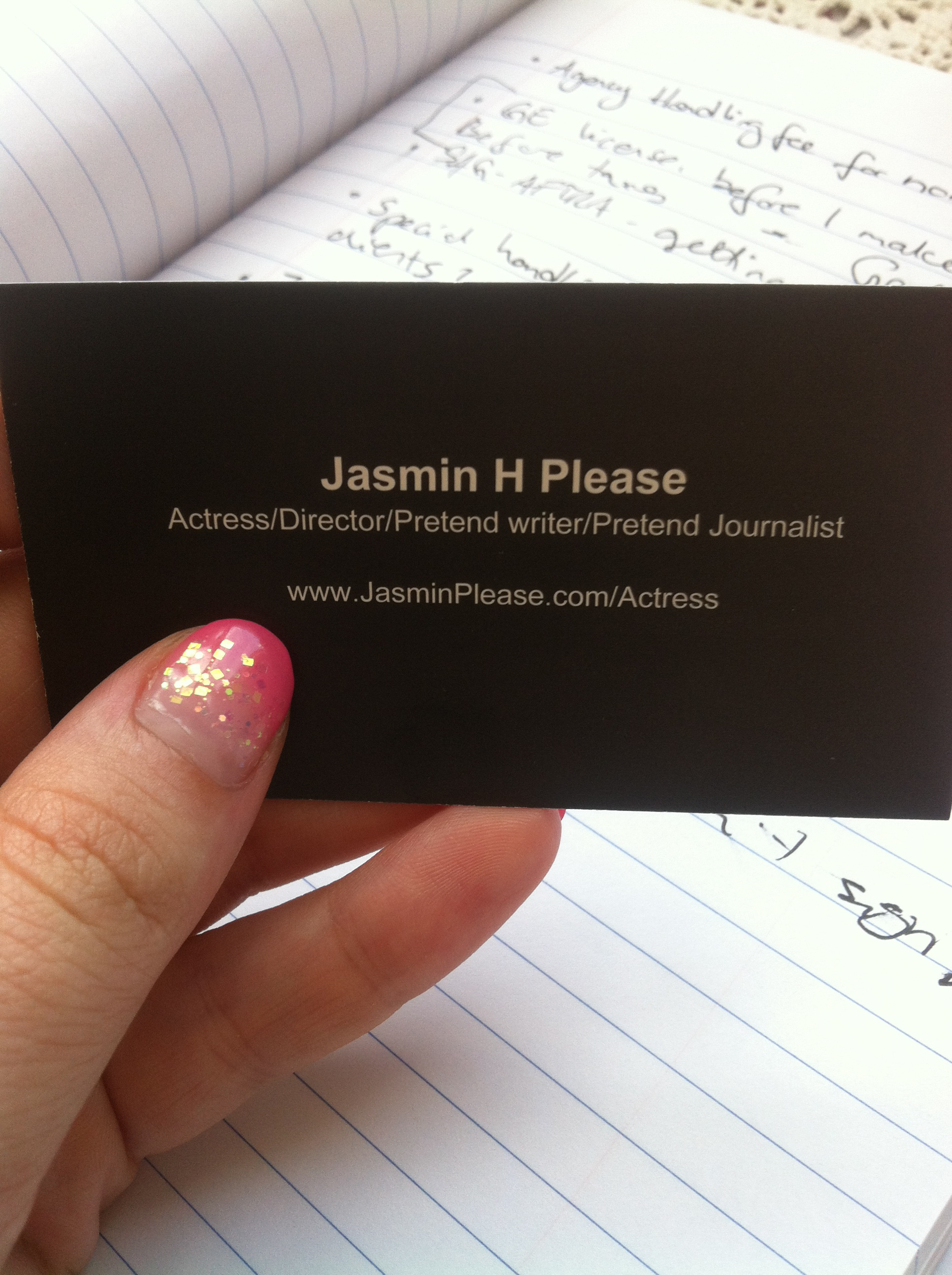 Agency Emergency – Jasmin Please