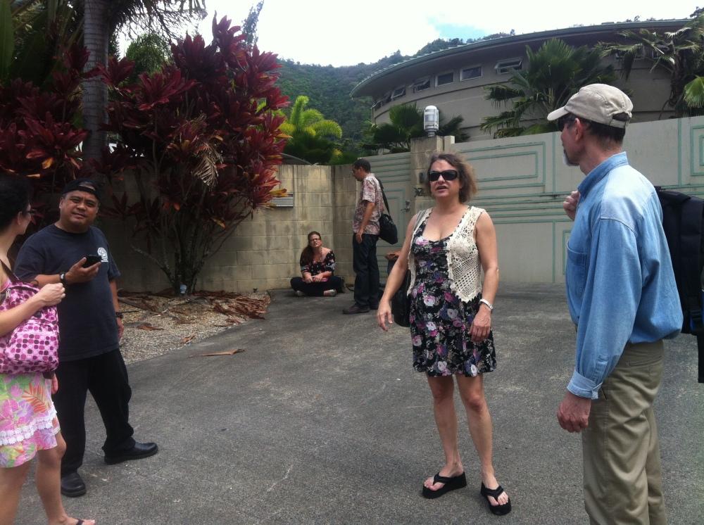 The Art Zone - Hawaii - Honolulu - Becky Maltby - David Starr