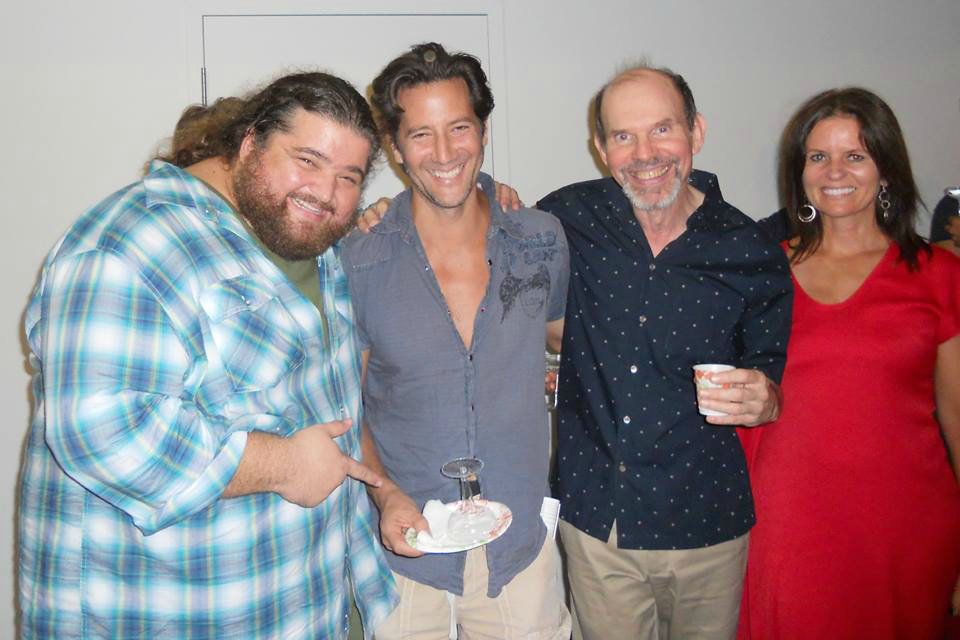 Vanya and Sonia and Masha and Spike - TAG - Hawaii - The Brad Powell theater - Opening night David Starr