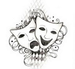 drama-masks- Acting Classes Hawaii - Oahu - Elementary - Jasmin - Drama with Jasmin - Drama teacher