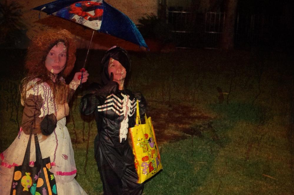 Halloween in Hawaii 2014 - Pumpkins - Costumes - 300 - Spartan costume - Jack O' Lanterns - Trick or treat