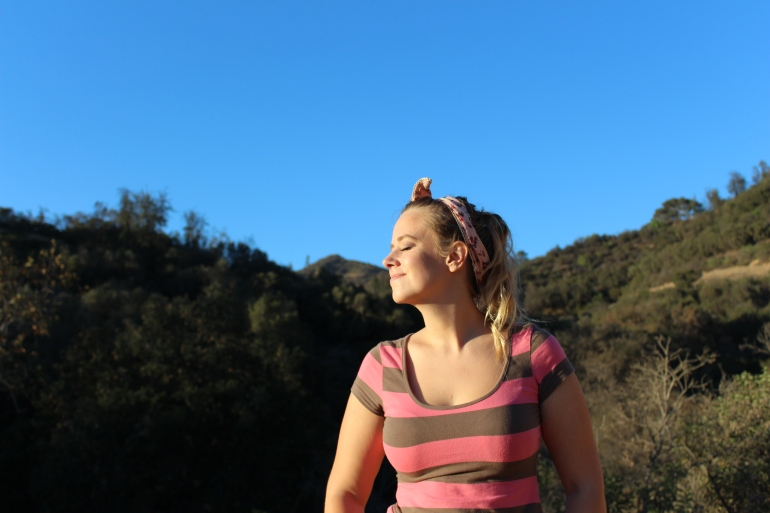 Griffith Park - things to do in Los Angeles - Travel - Tripadvisor - Enjoying the sunshine
