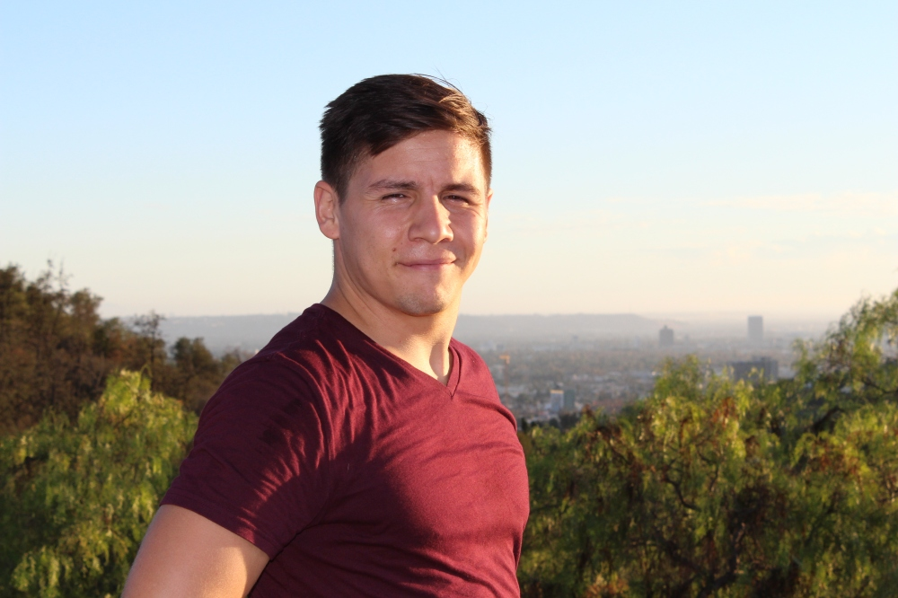 Griffith Park - Los Angeles - Hot guy