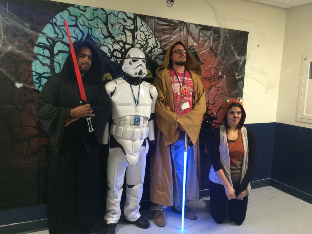 Star Wars costumes halloween