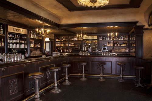 no-vacancy- Hollywood - Speakeasy - Bar