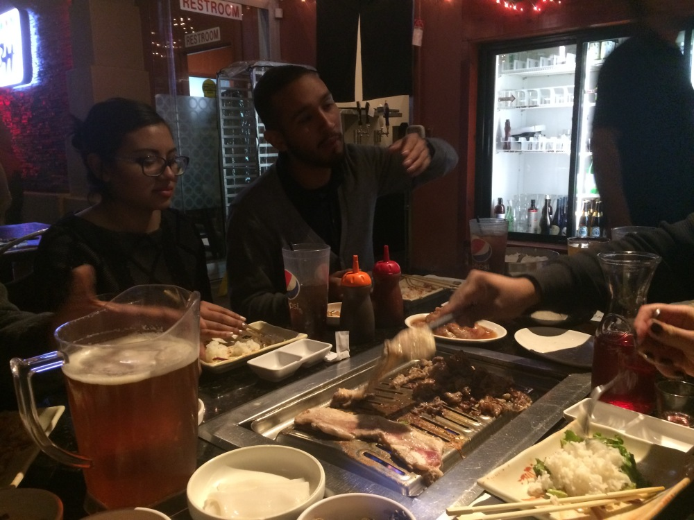 Korean BBQ Los Angeles