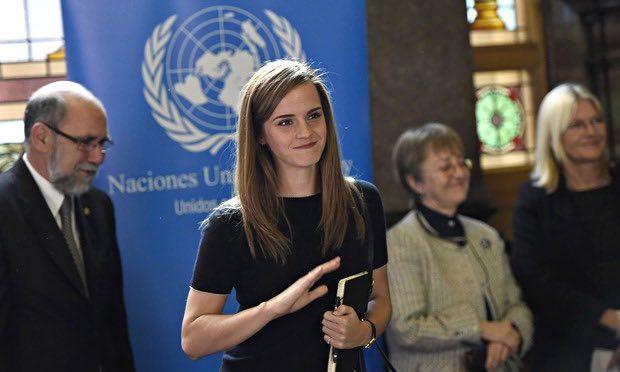 MDG--UN-Goodwill-Ambassad-011 UN Ambassador Emma Watson Inspiring Intellectual woman Feminism