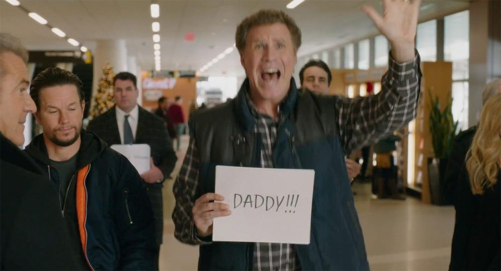 Will Ferrell Funny Review New trailer daddys-home-2-trailer